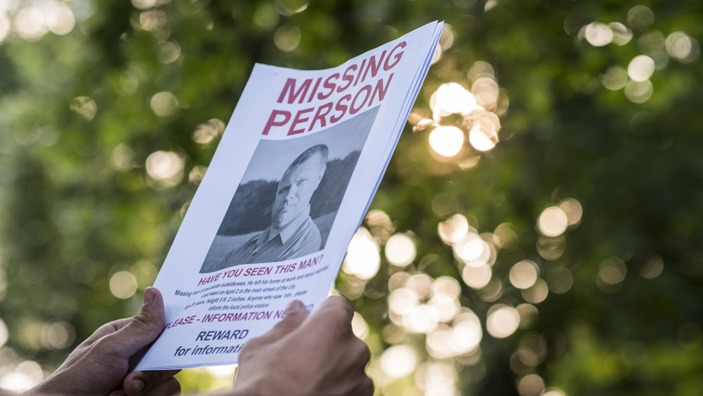 Assist to find missing persons